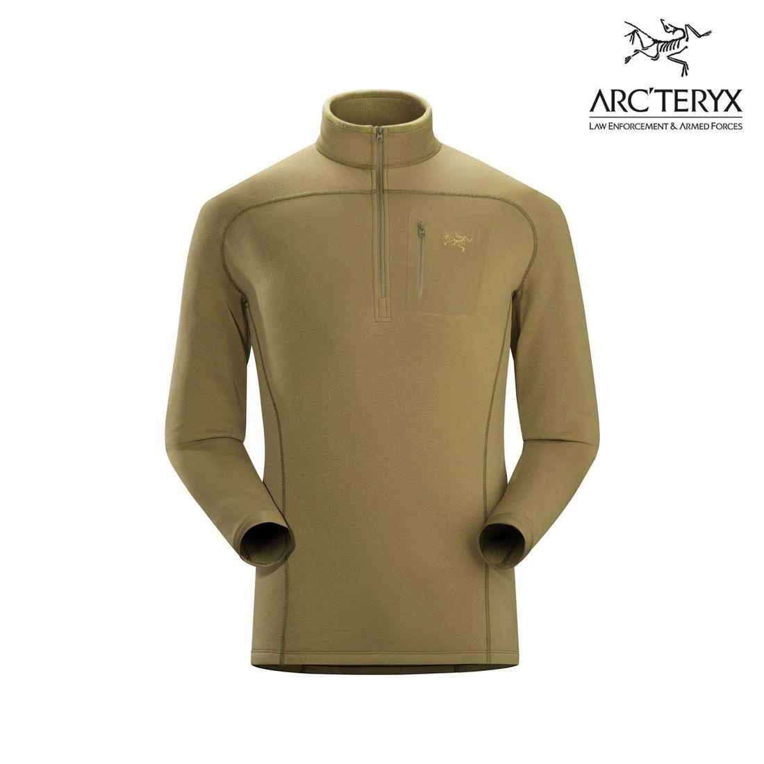 Sous-vêtement Cold WX zip neck SV Arc teryx Leaf eb49cb09982