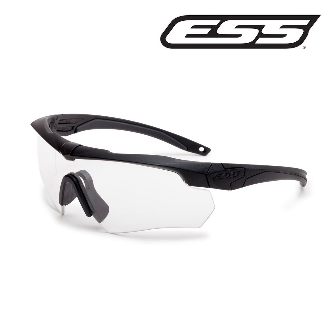 9a6719ac7f549 Lunette balistique Crossbow™ one clair ESS