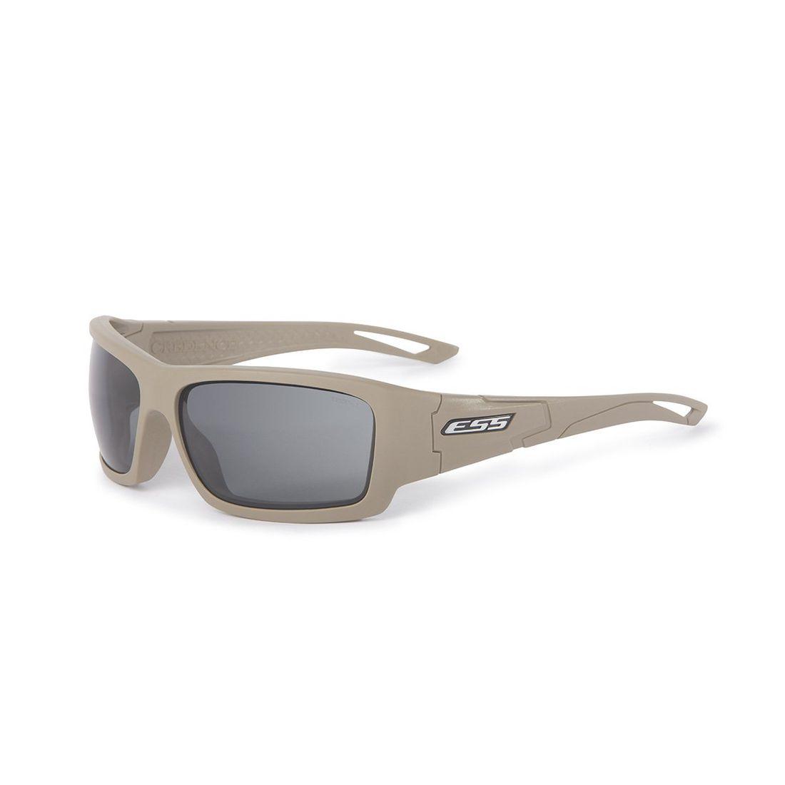 9936e961d8188 Lunette Credence™ Tan verres gris fumés ESS