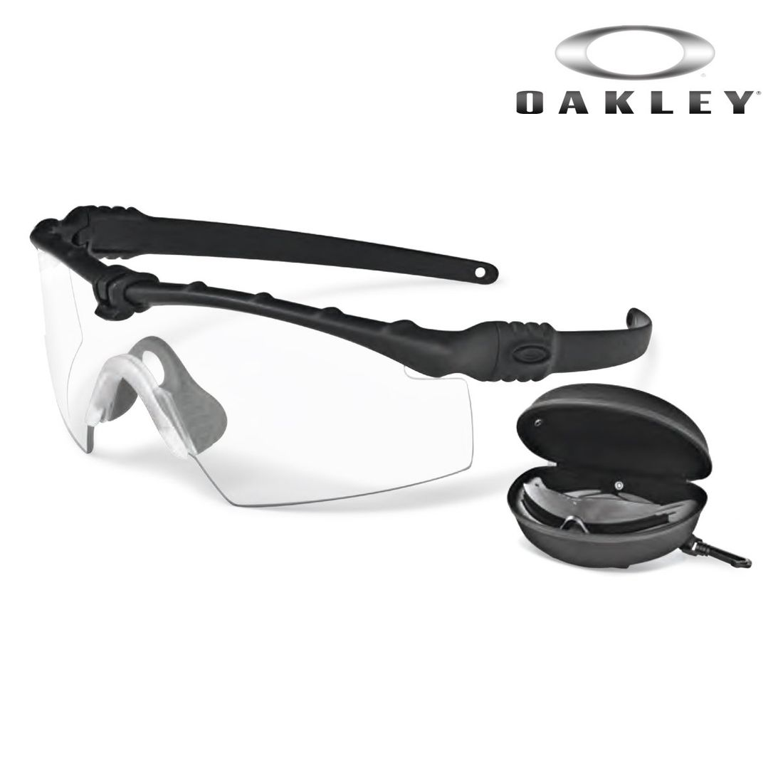 Lunette SI Ballistic M Frame® 3.0 Noir Array Oakley SI 5a7e43d5ba78