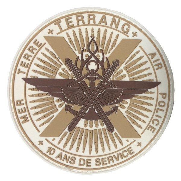 10 ans de service
