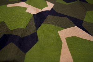 Camouflage suédois