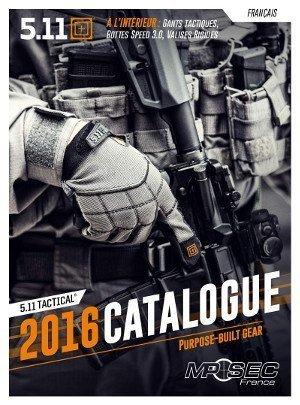Catalogue 5.11 Tactical 2016